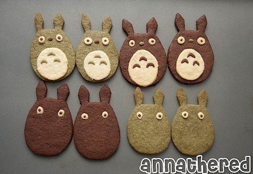 Cookie Totoro cookies mon voisin my neighbour ghibli miyazaki anime online streaming manga tv legal gratuit 6