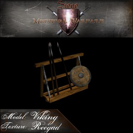 Medieval stand | Weapon Rack image - Siege: Medieval Warfare Mod for Battlefield 1942 ...