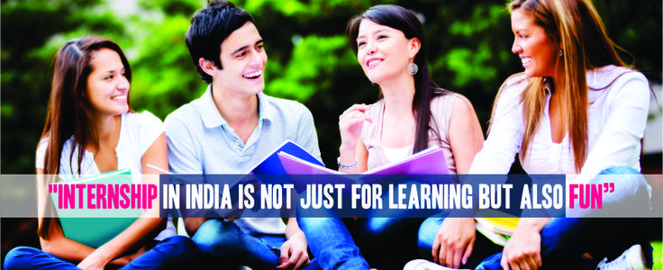 Internship in India is not just for learning but also Fun #Blog #Fun #Internship #DesignInternship #India #Handcraft #Enhance #InternationalStudents