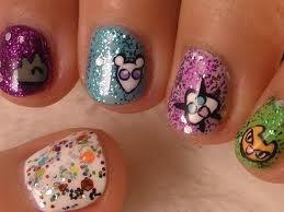 Fruits Basket Nails