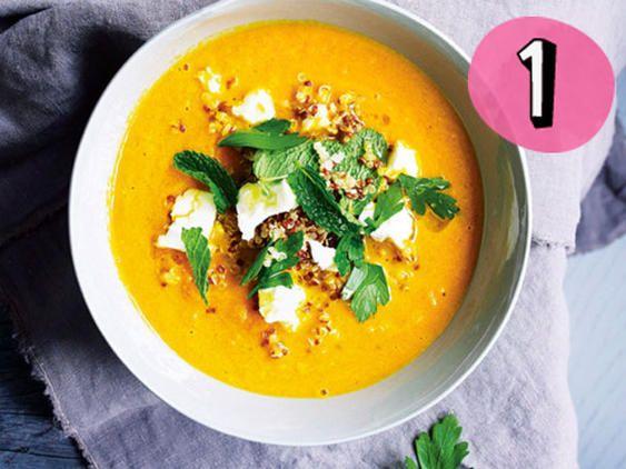 5 unkomplizierte Abendessen, die Du diese Woche unbedingt ausprobieren musst!