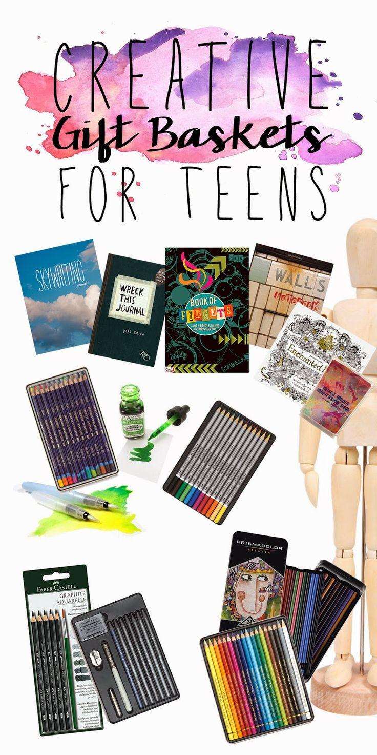 15 best easter gift ideas images on pinterest easter gift tween teen easter basket ideas negle Images