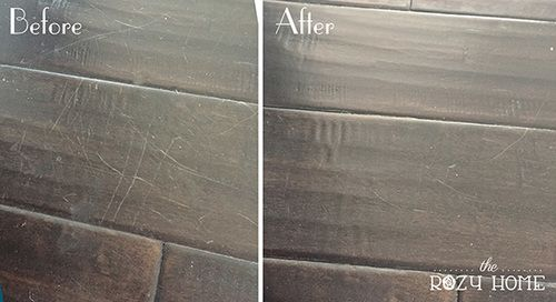Cat Scratch Fever (How to Fix Scratches in Wood Floors)