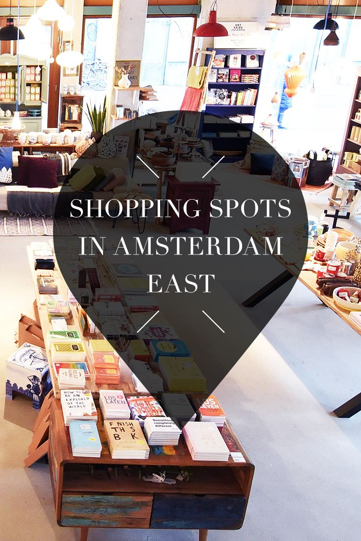 "Want to go shopping in Amsterdam? There's a list on http://www.yourlittleblackbook.me with all the best hotspots and shops to visit in Amsterdam. Planning a trip to Amsterdam? Check http://www.yourlittleblackbook.me & download ""The Amsterdam City Guide app"" for Android & iOs with over 550 hotspots: https://itunes.apple.com/us/app/amsterdam-cityguide-yourlbb/id1066913884?mt=8 or https://play.google.com/store/apps/details?id=com.app.r3914JB"