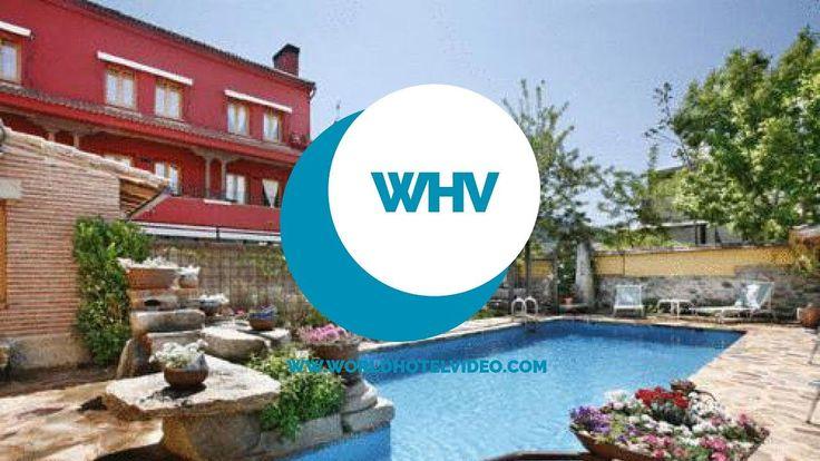 Hotel Rincon de Traspalacio in Robledo de Chavela Spain (Europe) https://youtu.be/Y-ieiQUNykM