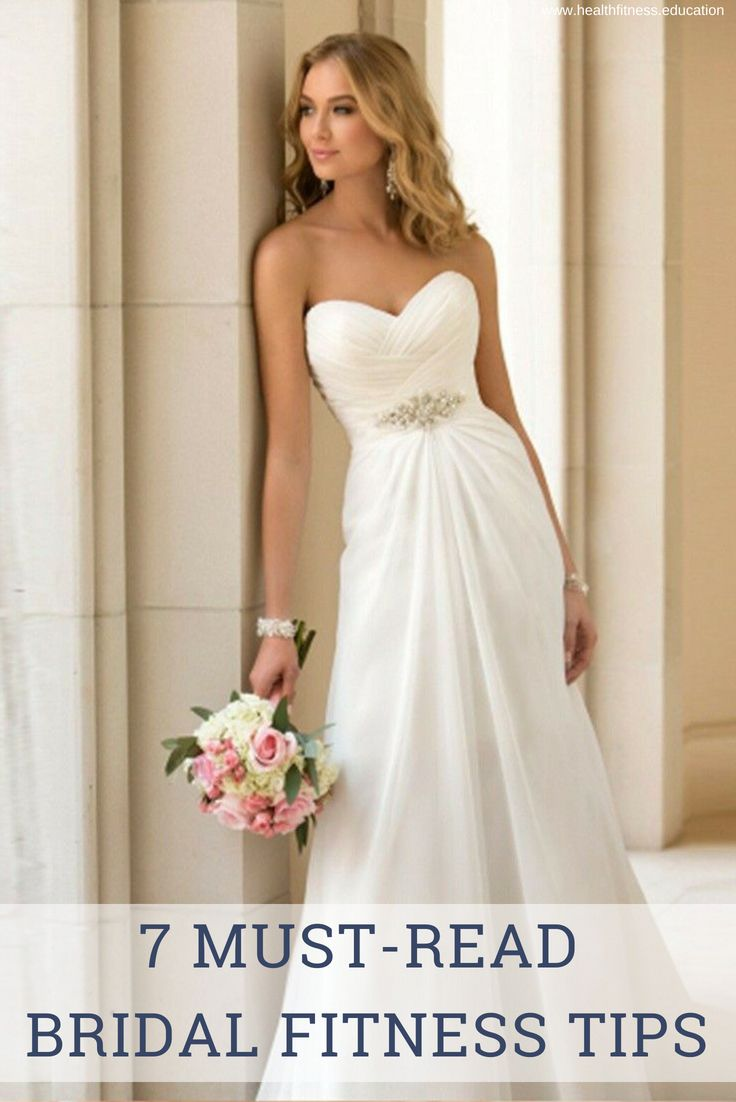 9ac4f955e0e 7 Must-read Bridal Fitness Tips to Look Gorgeous on the Big Day ...
