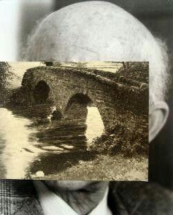 John Stezaker Old Mask II  2006  Collage  24.5 x 19.5 cm