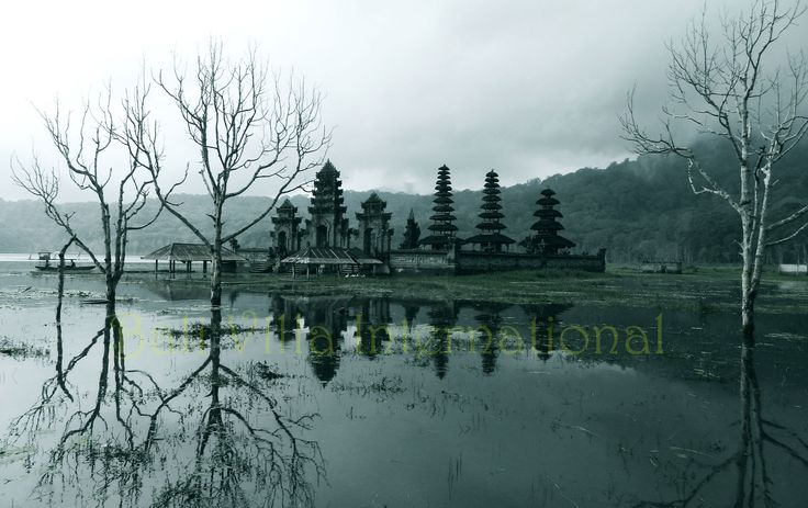 Have you ever traveled to a lake Tamblingan Bali. It's not as famous as Tamblingan Lake of Lake Beratan. Because the lake Tamblingan is deliberately not developed in the direction of tourism by local government