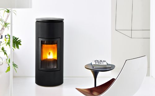 poele granul s tube mcz poele pinterest po le poele granule et chemin e. Black Bedroom Furniture Sets. Home Design Ideas