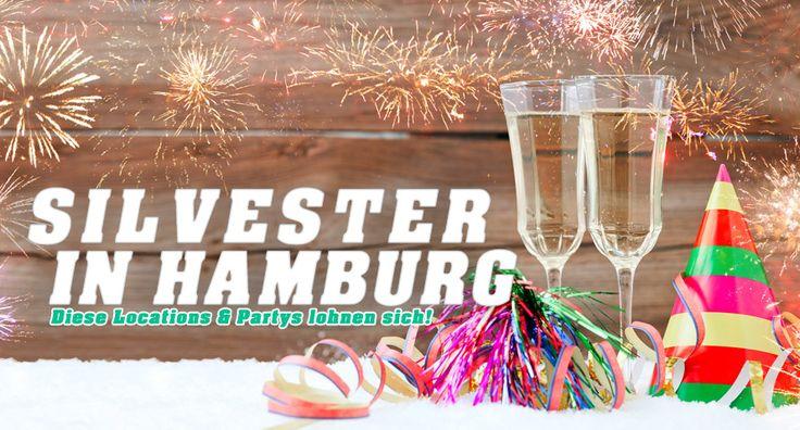 Silvester gebührend in Hamburg feiern - diese Locations und Partys lohnen sich: http://ahoihamburg.net/silvester-hamburg-die-besten-partys-und-locations/  #silvester #hamburg #silvesterinhamburg #hamburgcity #neujahr #party #locations