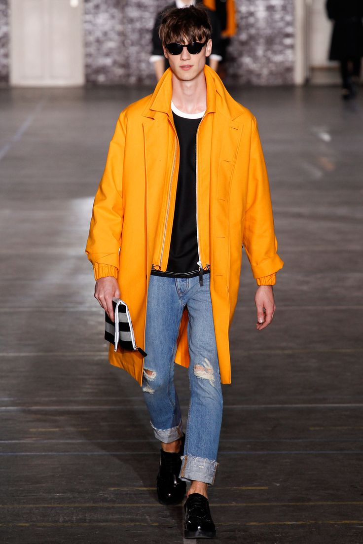 Ami | Spring 2015 Menswear Collection | Style.com