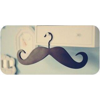 Cabide de Bigode Mustache
