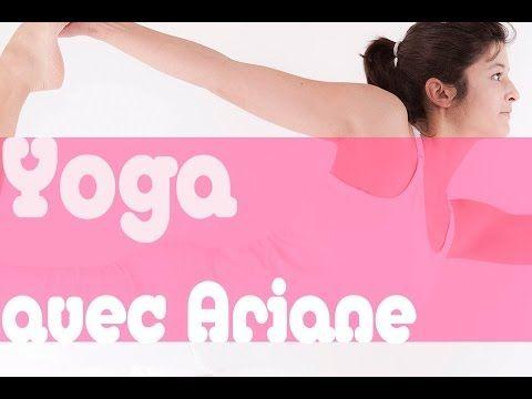 Vidéo de Vinyasa Yoga - Routine intermédiaire - Retrouvez tous mes cours de Yoga en ligne, gratuits et en français sur YouTube et sur www.yogacoaching.fr