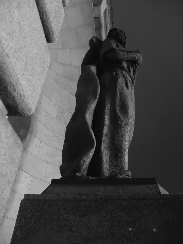 Escultura de San Pedro