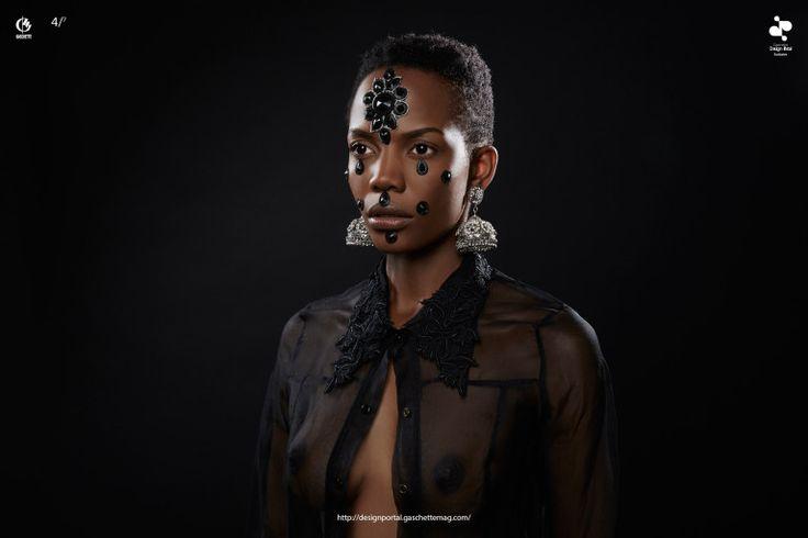 Face jewellery trend