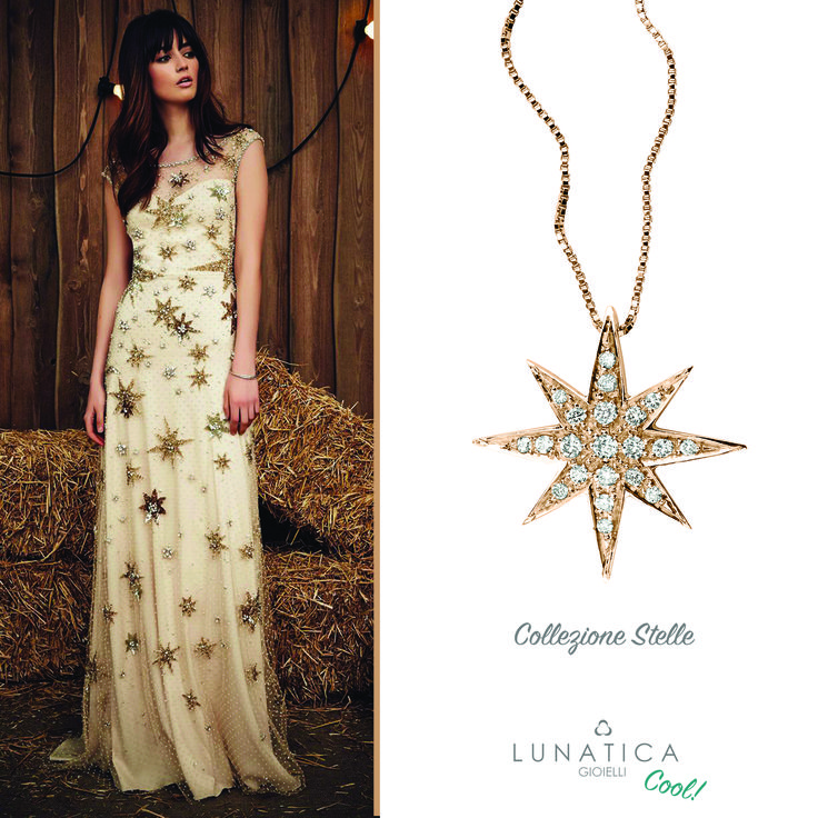#lunatica #lunaticacool #cool #star #starcollection #roma #rome #starburst #style #glam #fashion #jewellery #italianjewellery #rose  #pinkgold #18kt #diamonds #handmade #madeinitaly #stylish #fashionista #ootd #cute #accessories
