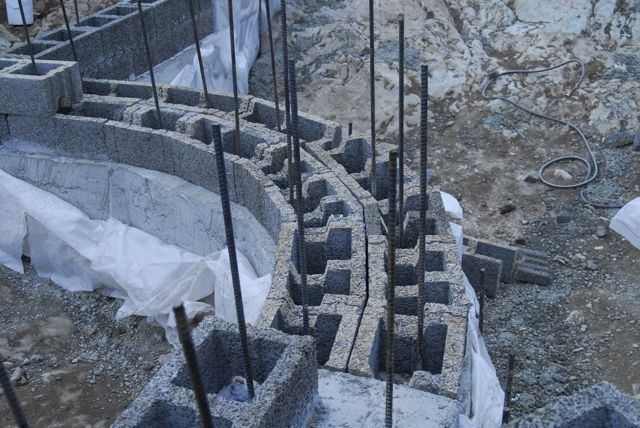 How To Build With Faswall Concrete Form Material