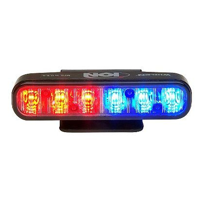 Whelen Ion Super Led Universal Light Lights And Sirens Led The Fire Store