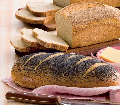 Lækkert hjemmebagt franskbrød - nyd det friskbagt med f.eks. spegepølse eller ost.