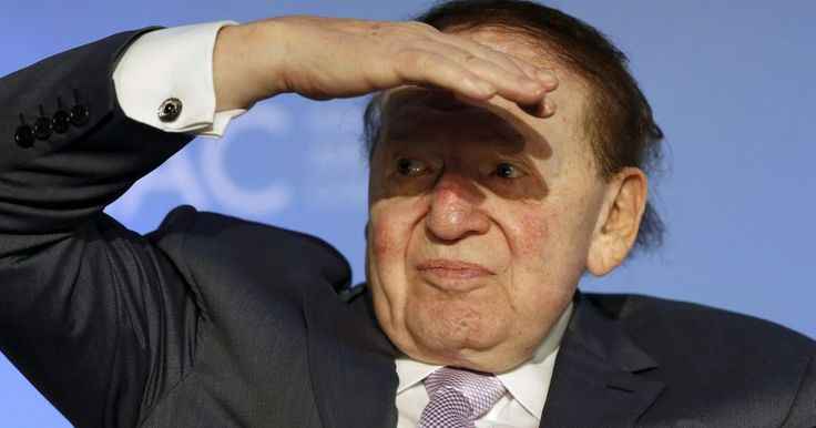 How elite billionaires like Sheldon Adelson and Peter Thiel are restricting press freedom in America - U.S. News - Haaretz.com