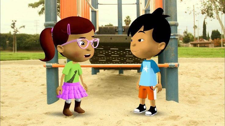 WonderGrove Kids: (Orig) Respect Others on the Playground