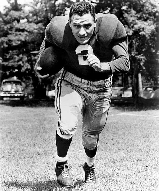 Charley Trippi / Halfback / (1947-1955)