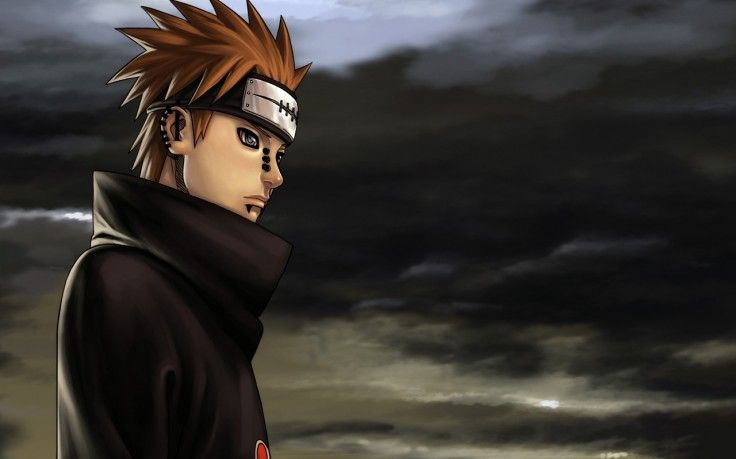 Pein, Naruto Shippuuden, Anime, Akatsuki Wallpapers HD
