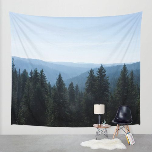 Tree Tapestry Photo Tapestry Tapestry Wall von GriffingPhotography