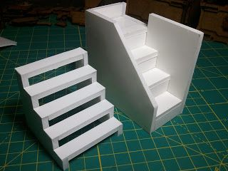 Certs Tabletop: Scratchbuilding Basic Terrain with Foam ...