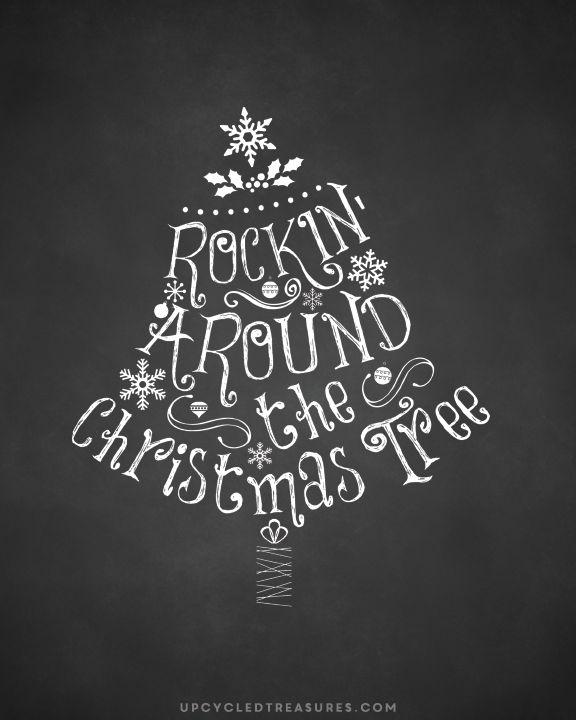 Ee Cummings Christmas Tree Part - 29: Free Christmas Printables