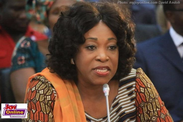 Online Application To Deliver Fast Passport To Ghanaians Abroad  Ayorkor Botchway