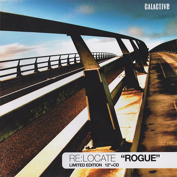 "Trance Music Song and Video from Re:Locate, ""Rogue"""