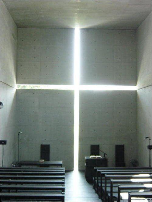 Church of the light 빛의교회