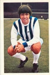 West Bromwich Albion F.C. 1971/1972 Soccer Stars - Bobby Hope