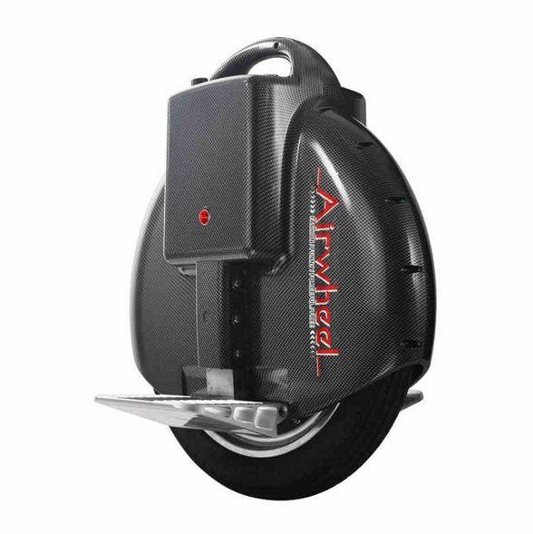 Airwheel X8 - nagy kerékátmérő, erős motor, fehér, fekete vagy karbon-mintás színben