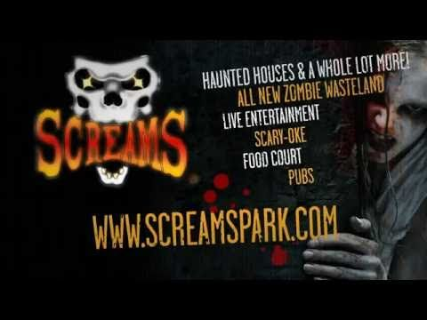 Screams – Haunted Houses and a Whole Lot More!