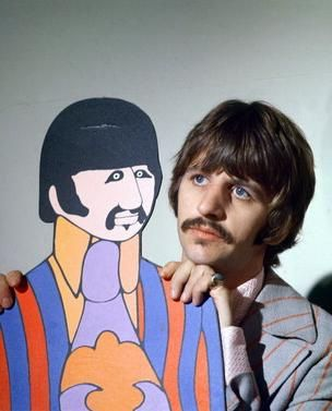 """The Voice Actors That Played The Beatles In """"Yellow Submarine ..."""