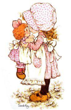 Sarah Kay and Doll