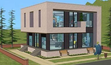 Mod The Sims - TechZone - No CC!