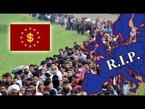 Fronteras abiertas: el Suicidio colectivo de Europa