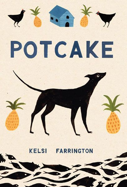 """POTCAKE"" is the name that is used for all of the many stray dogs that wander around Harbor Island. (bahamas)"