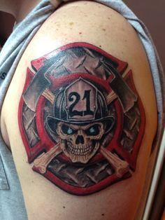 fallen firefighter tattoo - Yahoo Search Results Yahoo Image Search Results