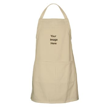 Create Your Own Personalized Holiday Present Apron