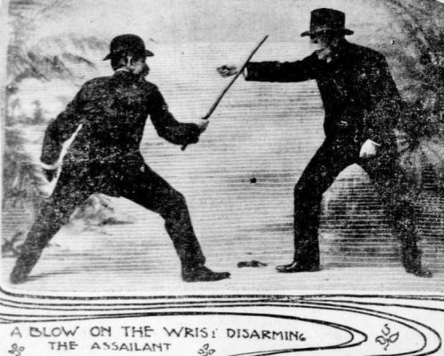 Savate y Cane de Combat - San Francisco Call - 1903 (3)