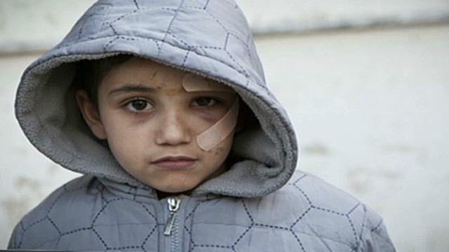 The Children of Syria: Stolen childhoods