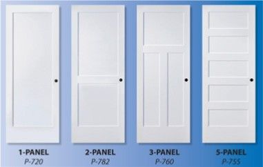 1000 Images About Doors On Pinterest Craftsman Door Shaker Style And Flats