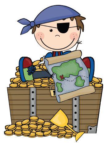 Deze site heeft erg veel leuke lessen voor in de kleuterklas rond de thema piraten!