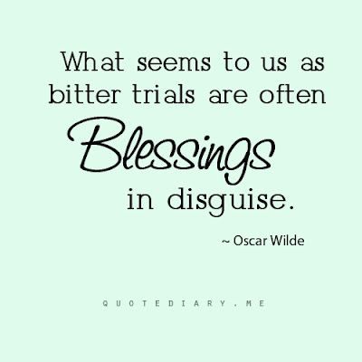 What seems to us as bitter trials are often blessings in disguise.Blessed, Remember This, Life, Inspiration, Quotes, Oscarwilde, Wisdom, Bitter Trials, Oscars Wild
