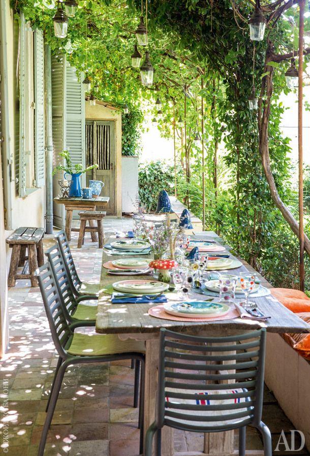 дома на юге франции фото