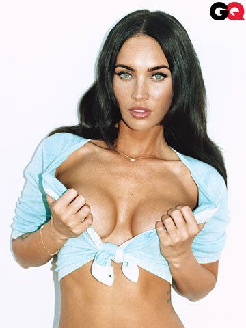Give Thanks: GQ's Sexiest Women of 2011 | GQ